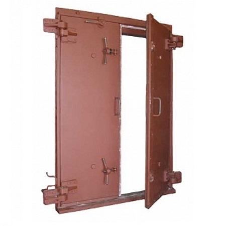 Ворота защитно герметические