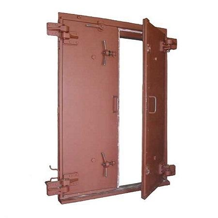 Двери защитно герметические
